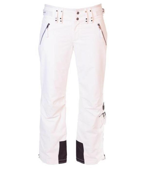 SKEA CARGO STRETCH PANT - WHITE - SIZE 16 ONLY