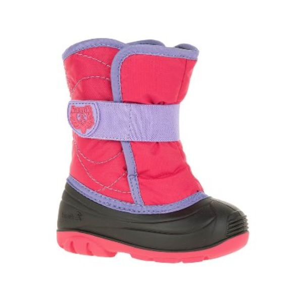SNOWBUG 3 BOOT - DARK ROSE/LILAC