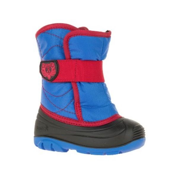SNOWBUG 3 BOOT - BLUE/RED