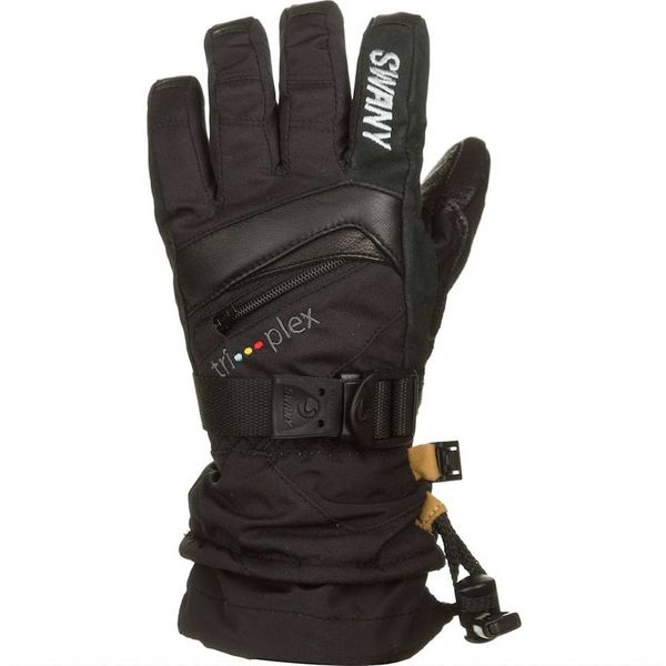 MENS X-CHANGE GLOVE - BLACK