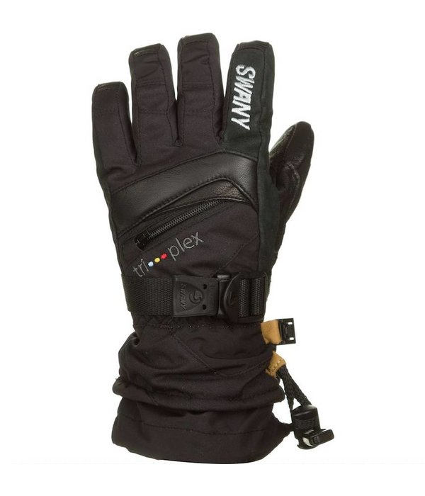 SWANY MENS X-CHANGE GLOVE - BLACK
