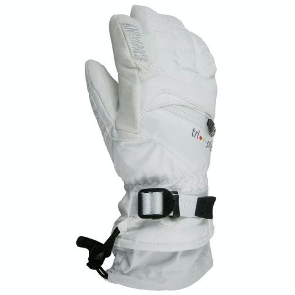 LADIES X-CHANGE GLOVE - WHITE
