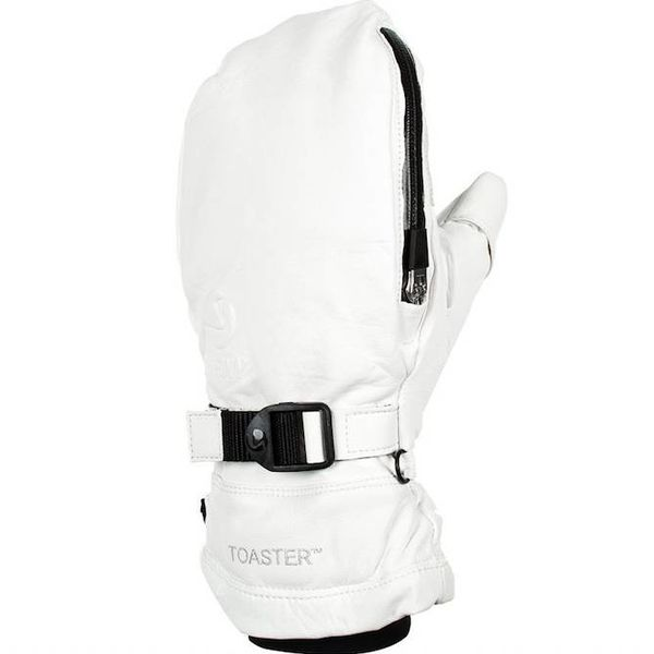 LADIES LEGEND MITTEN - WHITE - SIZE SMALL ONLY