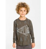 CHASER BOYS EXPLORE WOODLANDS L/S TEE