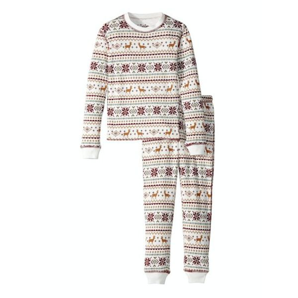 JUNIOR FAIR ISLE JAMMIE SET
