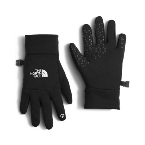 YOUTH ETIP GLOVE BLACK