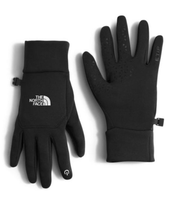 THE NORTH FACE WOMENS ETIP GLOVE BLACK