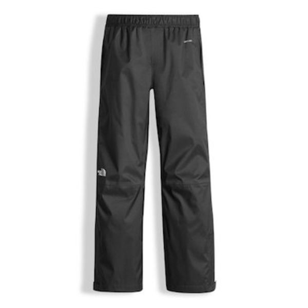 YOUTH RESOLVE PANT - BLACK WITH REFLECTIVE