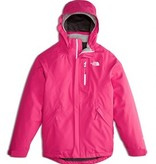 THE NORTH FACE JUNIOR GIRLS DRYZZLE GTX JACKET - PETTICOAT PINK