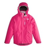 THE NORTH FACE GIRLS DRYZZLE GTX JACKET - PETTICOAT PINK