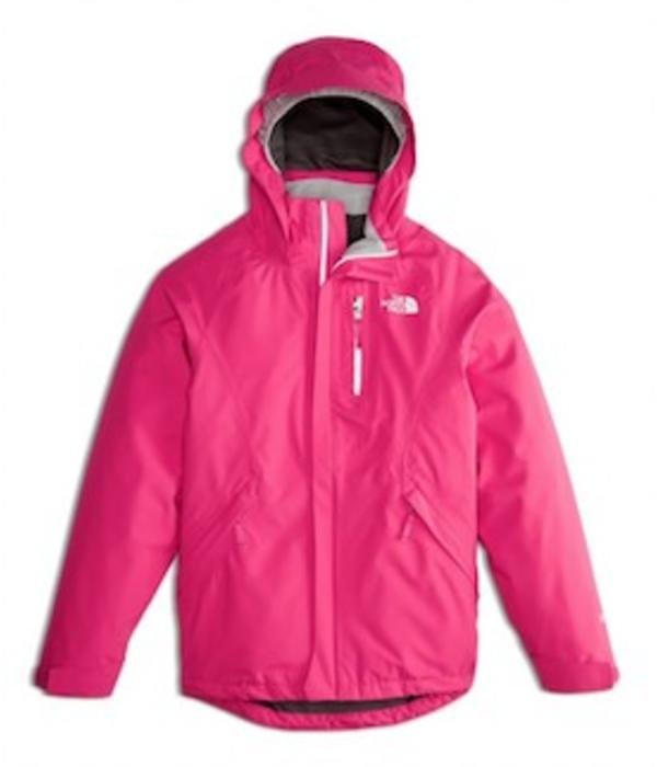 0f9412432 GIRLS DRYZZLE GTX JACKET - PETTICOAT PINK - KidSport  The Wild Child