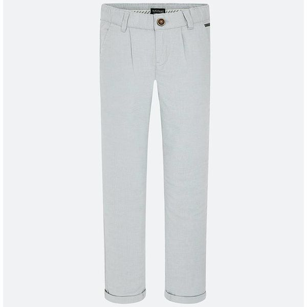 BOYS CHINO PANTS - ICE