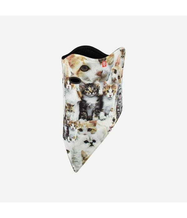 AIRHOLE MEOW FACEMASK - SIZE MEDIUM/LARGE ONLY