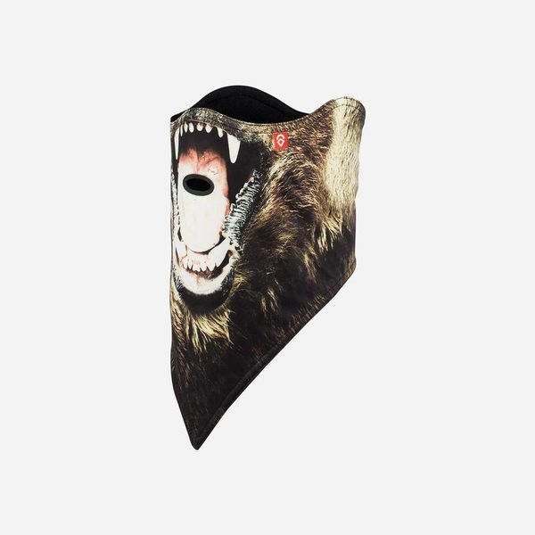 BEAR FACEMASK - MEDIUM/LARGE ONLY