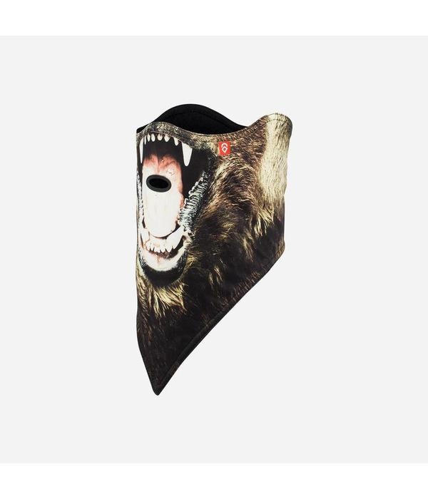 AIRHOLE BEAR FACEMASK - MEDIUM/LARGE ONLY