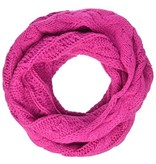 APPAMAN INFINITY SCARF - HOT PINK