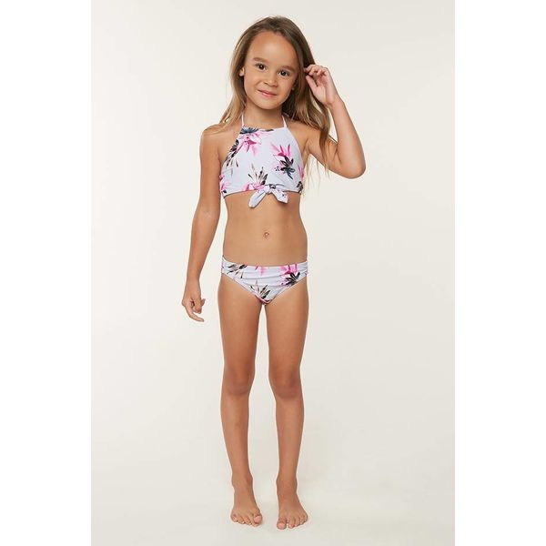 MINI SYDNEY HI-NECK SWIMSUIT