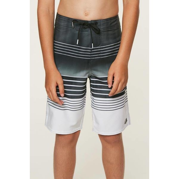 HYPERFREAK HEIST BOARDSHORT - BLACK