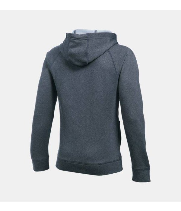 UNDER ARMOUR SHORELINE TERRY HOODIE - BLACK