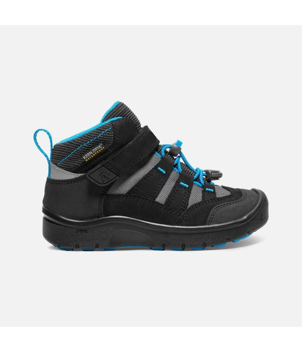 KEEN HIKEPORT WATERPROOF CHILD - BLACK/BLUE