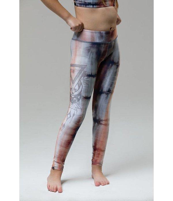 GRAPHIC LEGGING - MANTRAS