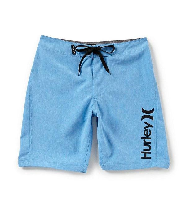 JB ONE AND ONLY BOARDSHORT - DUSTY CACTUS HEATHER
