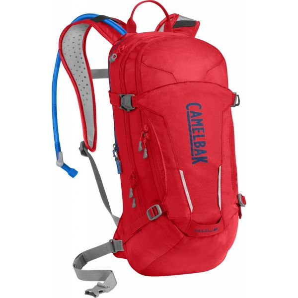 MULE CAMELBAK - RACING RED/PITCH BLUE