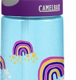 CAMELBAK EDDY KIDS .4L - GLITTER RAINBOWS