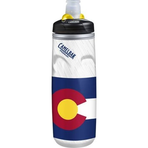 CAMELBAK PODIUM CHILL 21OZ - COLORADO FLAG