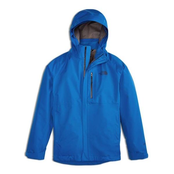 BOYS DRYZZLE GTX JACKET - TURKISH SEA