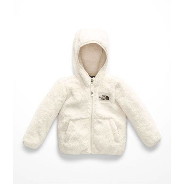 TODDLER GIRLS CAMPSHIRE FULL ZIP JACKET - VINTAGE WHITE