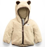 THE NORTH FACE INFANT BOYS CAMPSHIRE BEAR HOODIE - PALE KHAKI