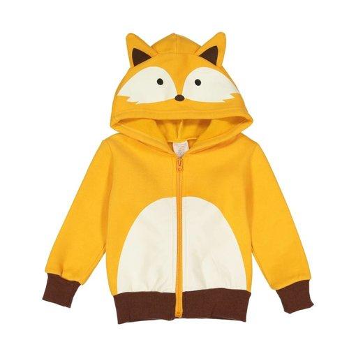 DOODLE PANTS WOODLAND FOX 3D HOODIE