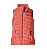 PATAGONIA GIRLS DOWN SWEATER VEST - SPICED CORAL