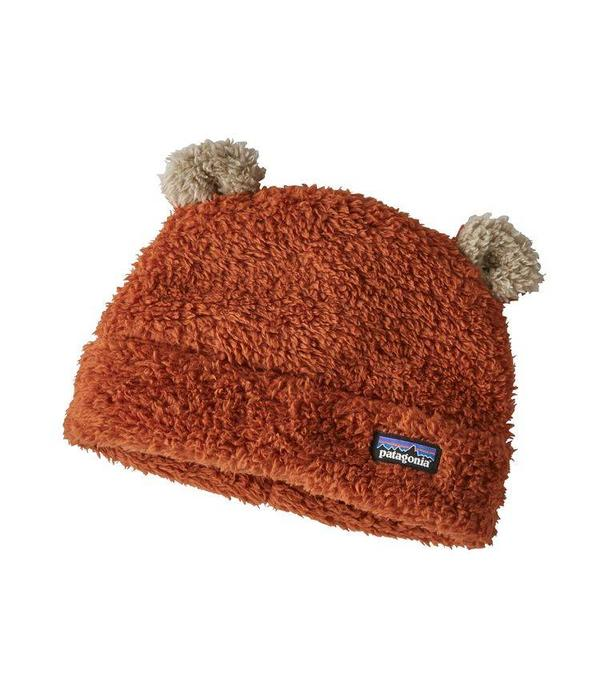 PATAGONIA BABY FURRY FRIENDS HAT - COPPER ORE