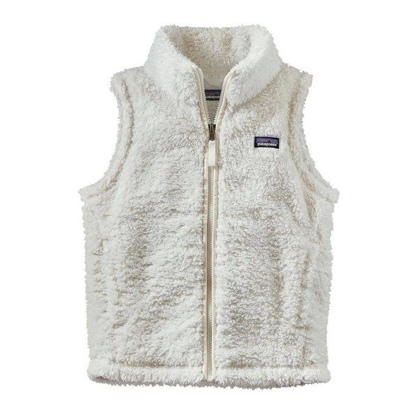 GIRLS LOS GATOS VEST - BIRCH WHITE