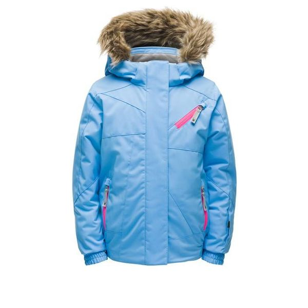 BITSY LOLA JACKET - BLUE ICE