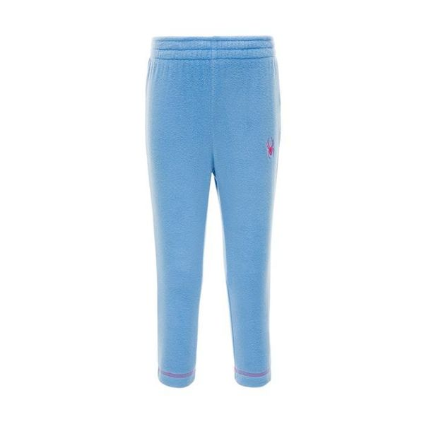 BITSY SPEED FLEECE PANT - BLUE ICE - SIZE 2 ONLY