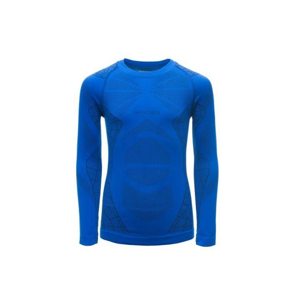BOY'S CADEN BASELAYER TOP - TURKISH SEA