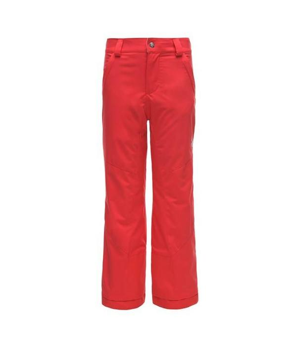 SPYDER GIRL'S OLYMPIA REGULAR PANT - HIBISCUS - SIZE 16 ONLY