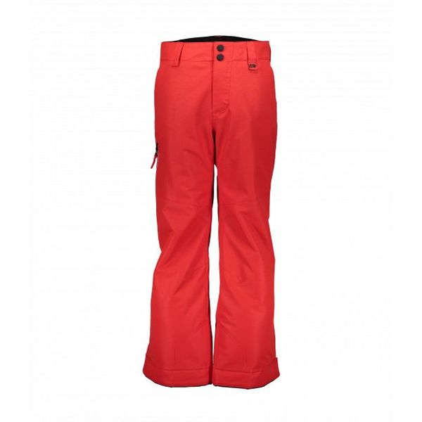 JUNIOR BOYS BRISK PANT - RED - SIZE LARGE 14/16 ONLY