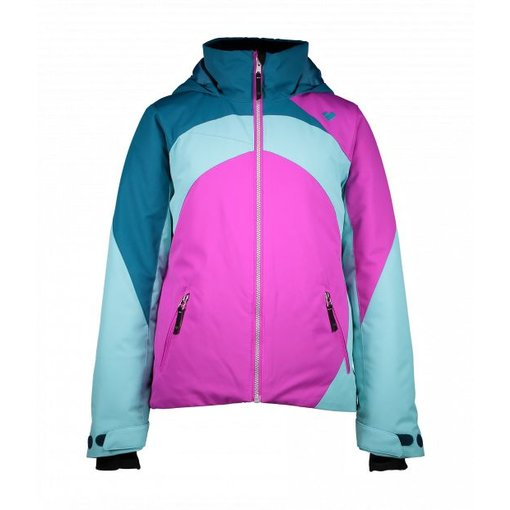 OBERMEYER JUNIOR GIRLS TABOR JACKET - COVE