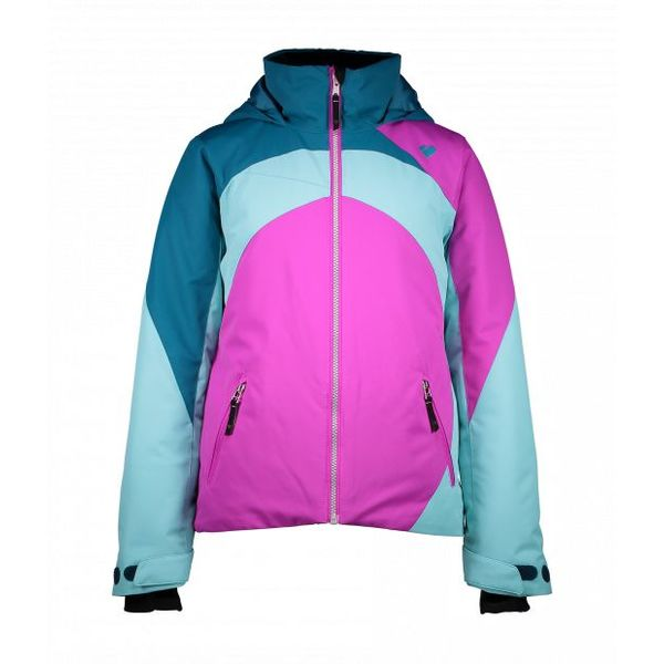 JUNIOR GIRLS TABOR JACKET - COVE