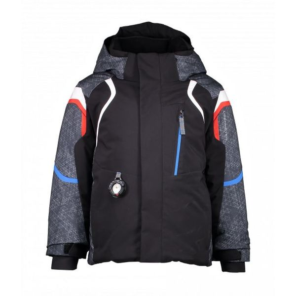 PRESCHOOL BOYS KESTREL JACKET - THEORUM PRINT