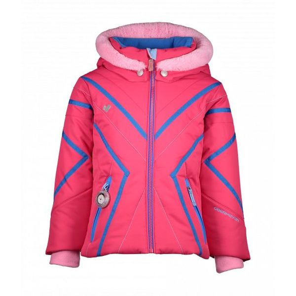 PRESCHOOL GIRLS ALLEMANDE JACKET - PINK-OUT