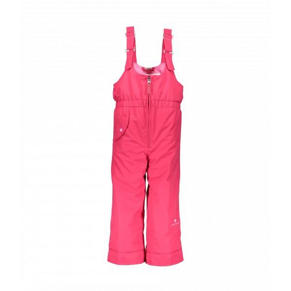 PRESCHOOL GIRLS SNOVERALL PANT - PINK-OUT