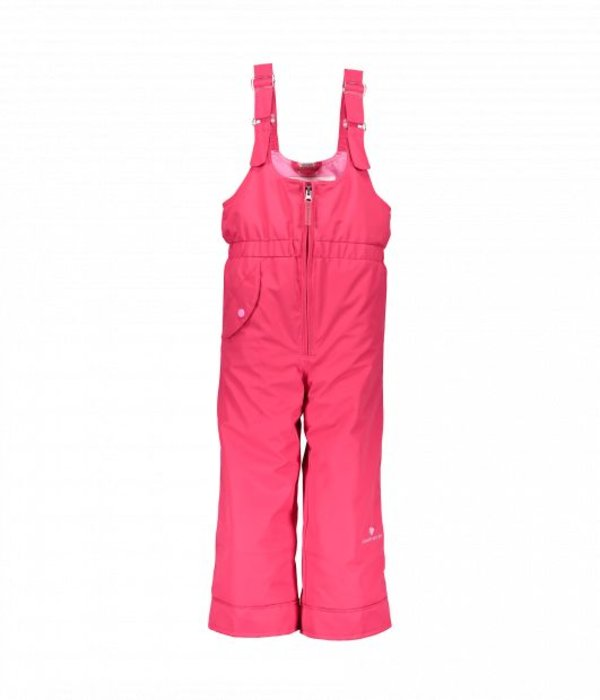 OBERMEYER PRESCHOOL GIRLS SNOVERALL PANT - PINK-OUT