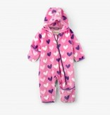 HATLEY MULTI HEARTS FUZZY FLEECE BUNDLER