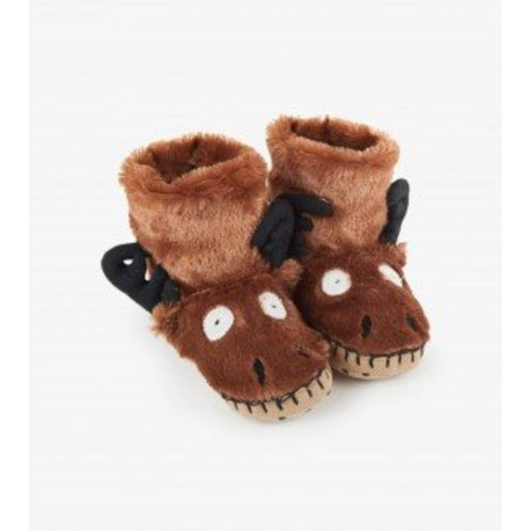 MOOSE KIDS SLIPPERS