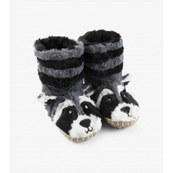 RACCOON KIDS SLIPPERS